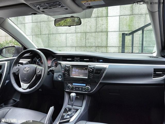 丰田卡罗拉双擎是不是混合动力丰田卡罗拉有什么颜色图片 145102 640x480