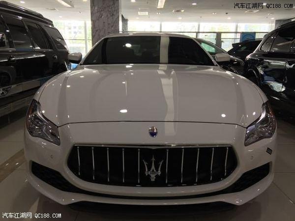 ...款玛莎拉蒂总裁女王座驾天津港现车颜色齐全价格最低图片 69120 600x450