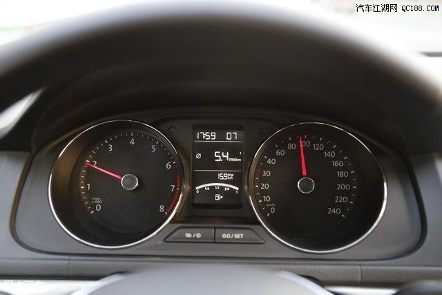 朗逸的百公里油耗都是多少