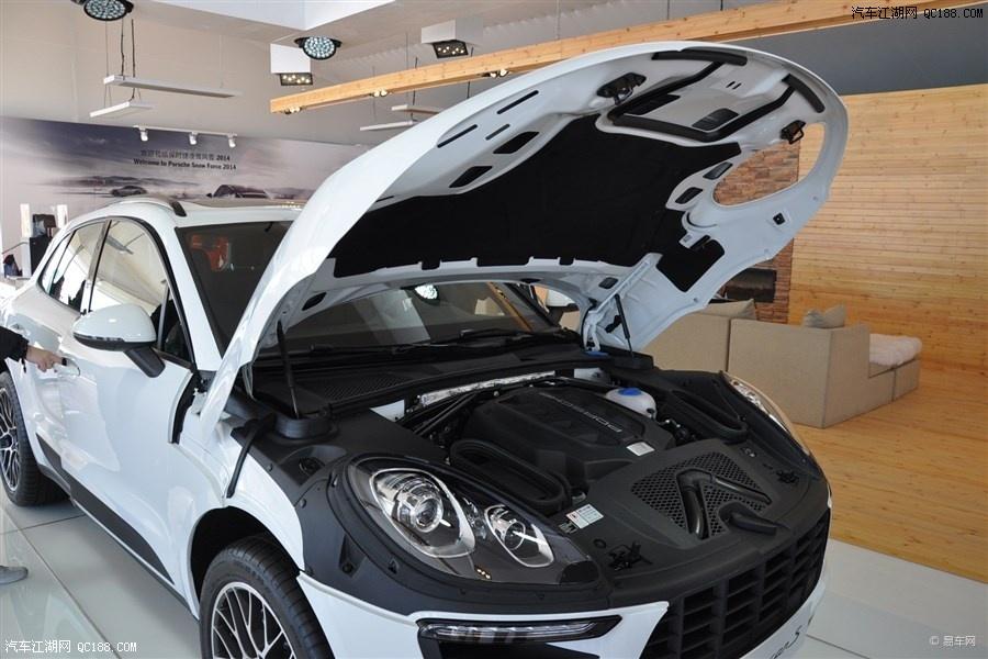 保时捷macan裸车多少钱落地分期购买首付多少钱售全国