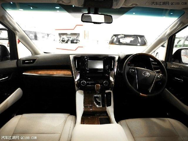 17款丰田埃尔法配置参数欧规版与中东版配置参数售价图片 90891 640x480
