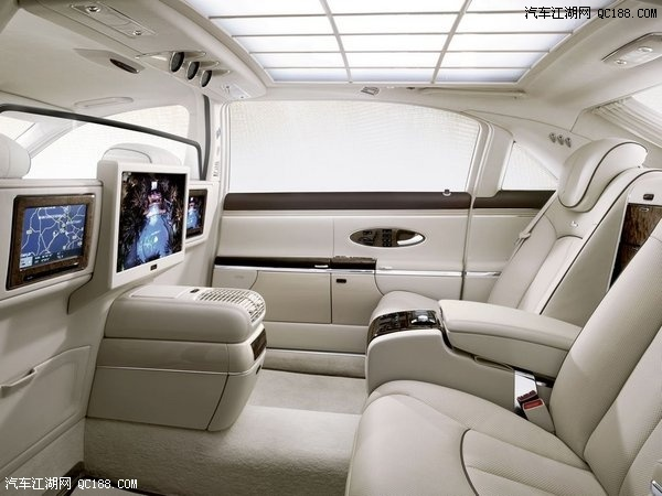 迈巴赫62S世界顶级豪华轿车天津唯一现车售全国