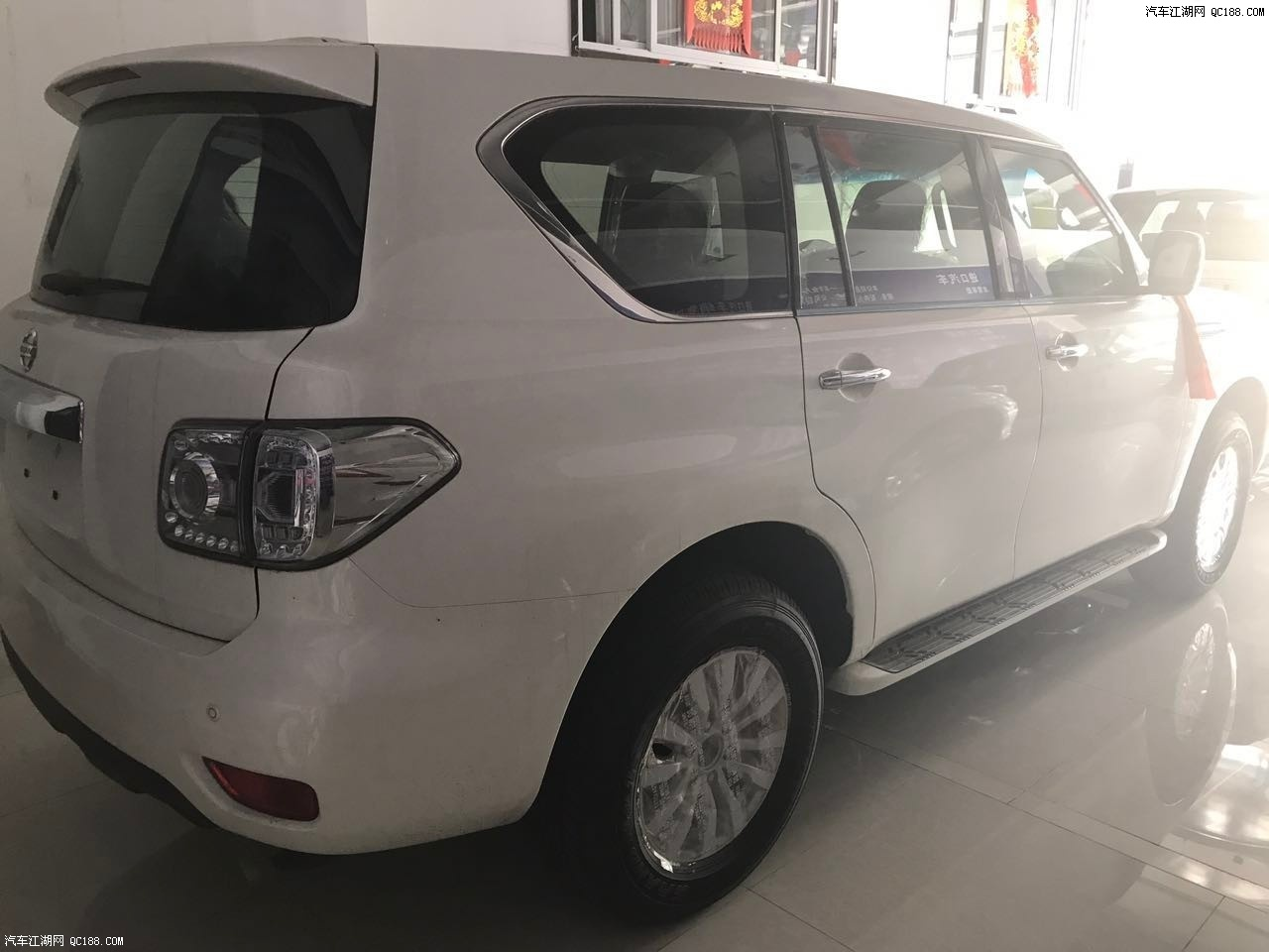 2017款途乐4.0天津最新报价现车出售价格优惠手续齐