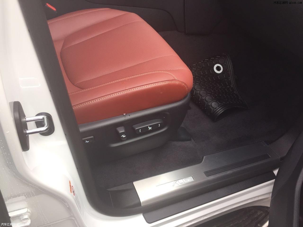 17款雷克萨斯LX570报价 加版 顶级豪华SUV
