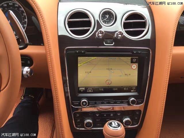 平行进口 宾利欧陆GTS超豪华轿车 最新市场行情 报价