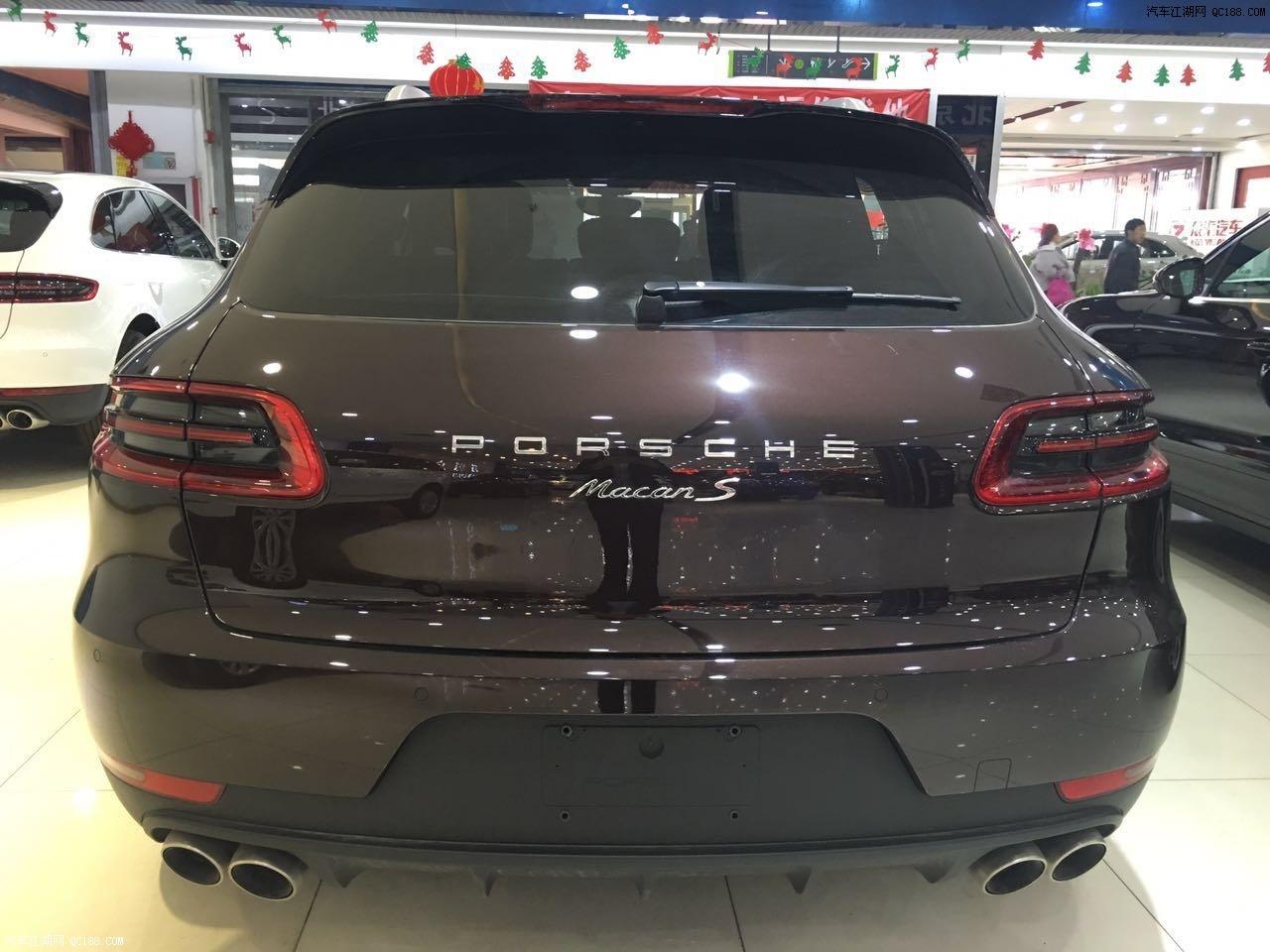 保时捷macan多少钱有现车吗最高优惠18万售全国