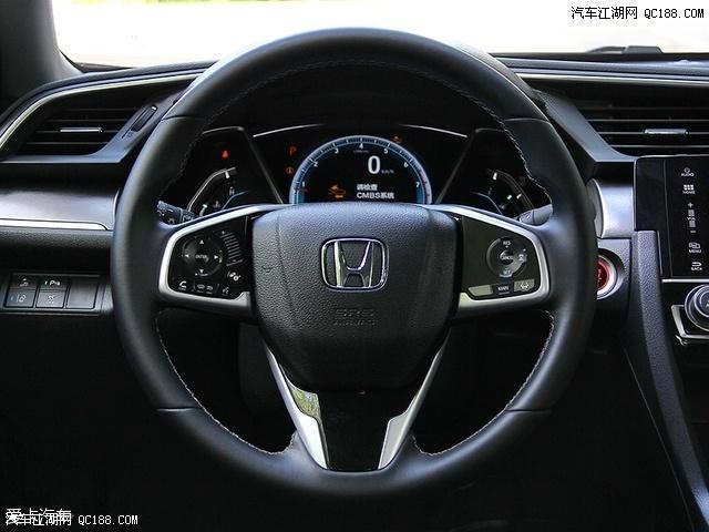 向手动调节,多功能区提供ACC主动巡航控制按键、音响调节功能、高清图片