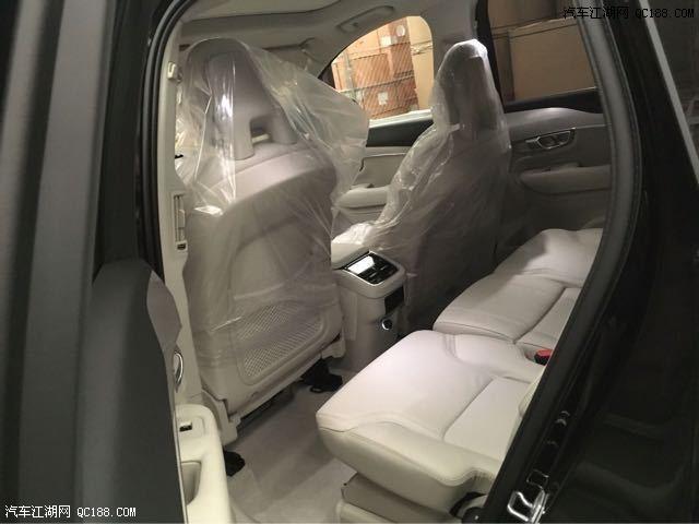 17款沃尔沃XC90 天津港现车分期可零首付