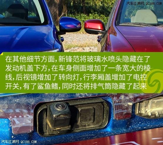 本田锋范价格2017款锋范最新降价促销