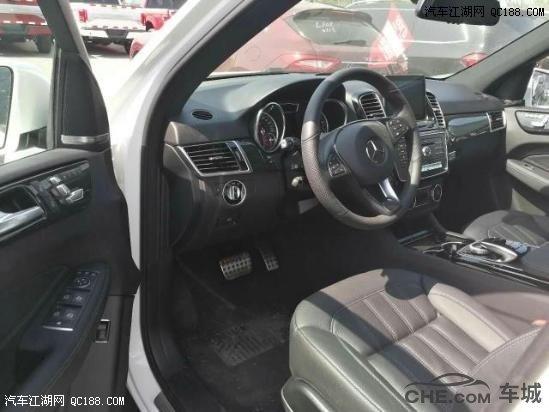奔驰GLE400新款图片美规奔驰GLE400现车 优惠促销