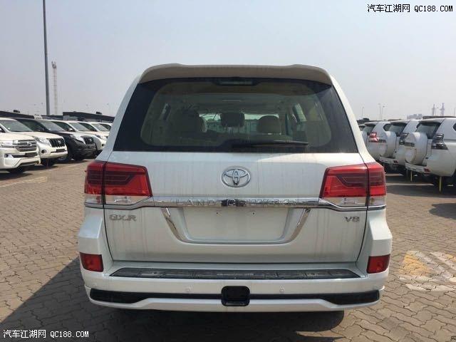 17款平行进口丰田酷路泽4600 顶级霸气SUV热售价