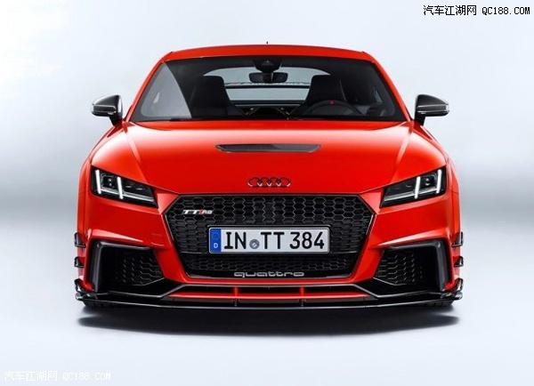 汽车江湖网 奥迪q7美规版 > 奥迪tt16款现车 仅在天津港限量发售