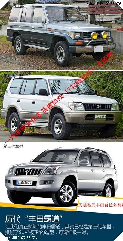 丰田普拉多中东版怎么了卖这么便宜优惠促销降8万