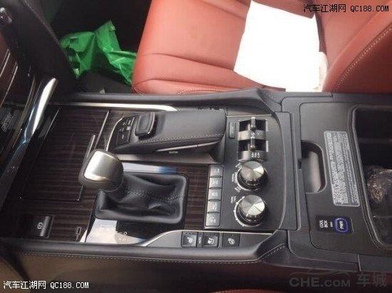 17款雷克萨斯LX570八座顶配带底升天津现车报价148万