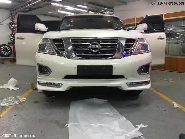 17款日产途乐y62 xe天津港最新报价49.5万_汽车江湖