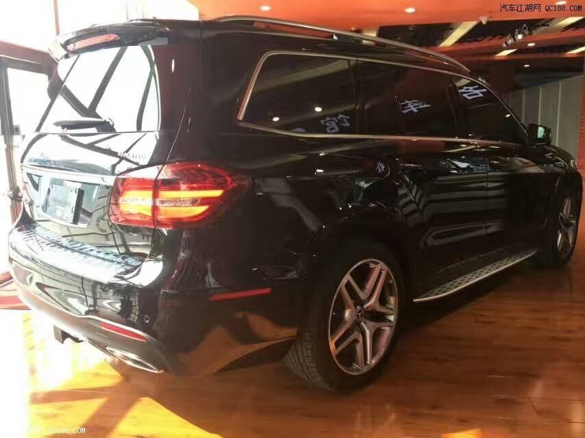 最新款奔驰GLS450最新报价,奔驰齐全450百万开回家