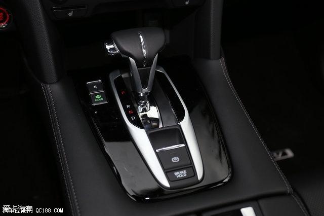 (9AT),CVT变速箱采用了机械式换挡杆.-本田URV最新报价本田高清图片