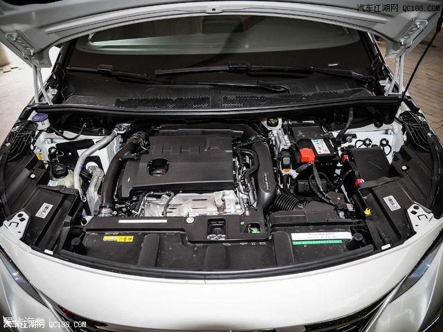 (167Ps),1.8T发动机最大输出功率150kW(204Ps).-标致5008最新报高清图片