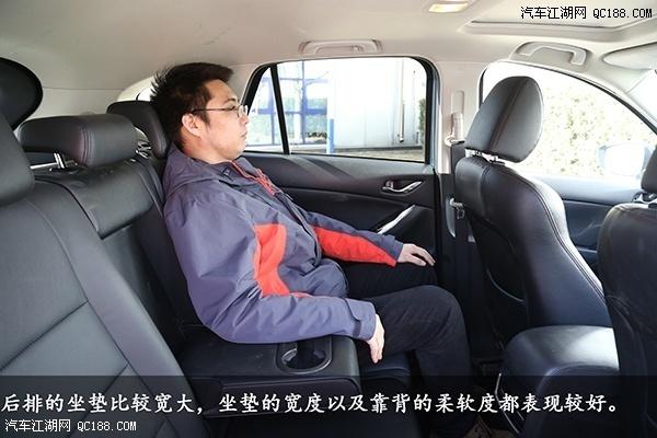 马自达CX5落地价多少钱马自达CX5发动机油耗