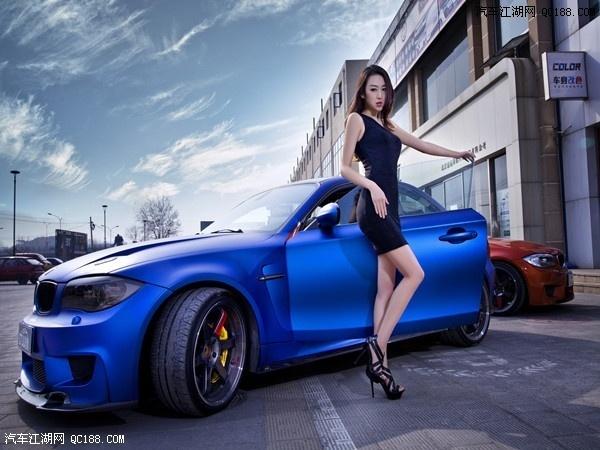 宝马5系最新款现在提车价格直降8万元送万元装饰