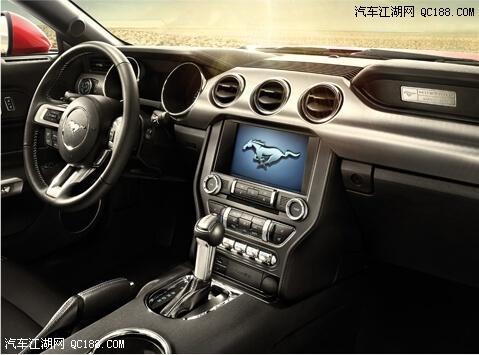 福特野马2.3t配置设计性能p版天津最低多少钱