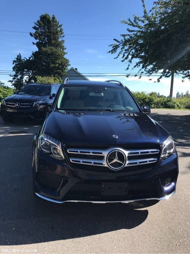 美规2018款奔驰GLS450全国哪里有现车 上市没有 多少钱