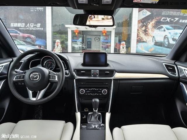 马自达CX 4属于哪类车型马自达CX 4可以座几个人