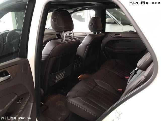 17款奔驰GLE400加拿大版非凡越野热惠促销购车现金直降