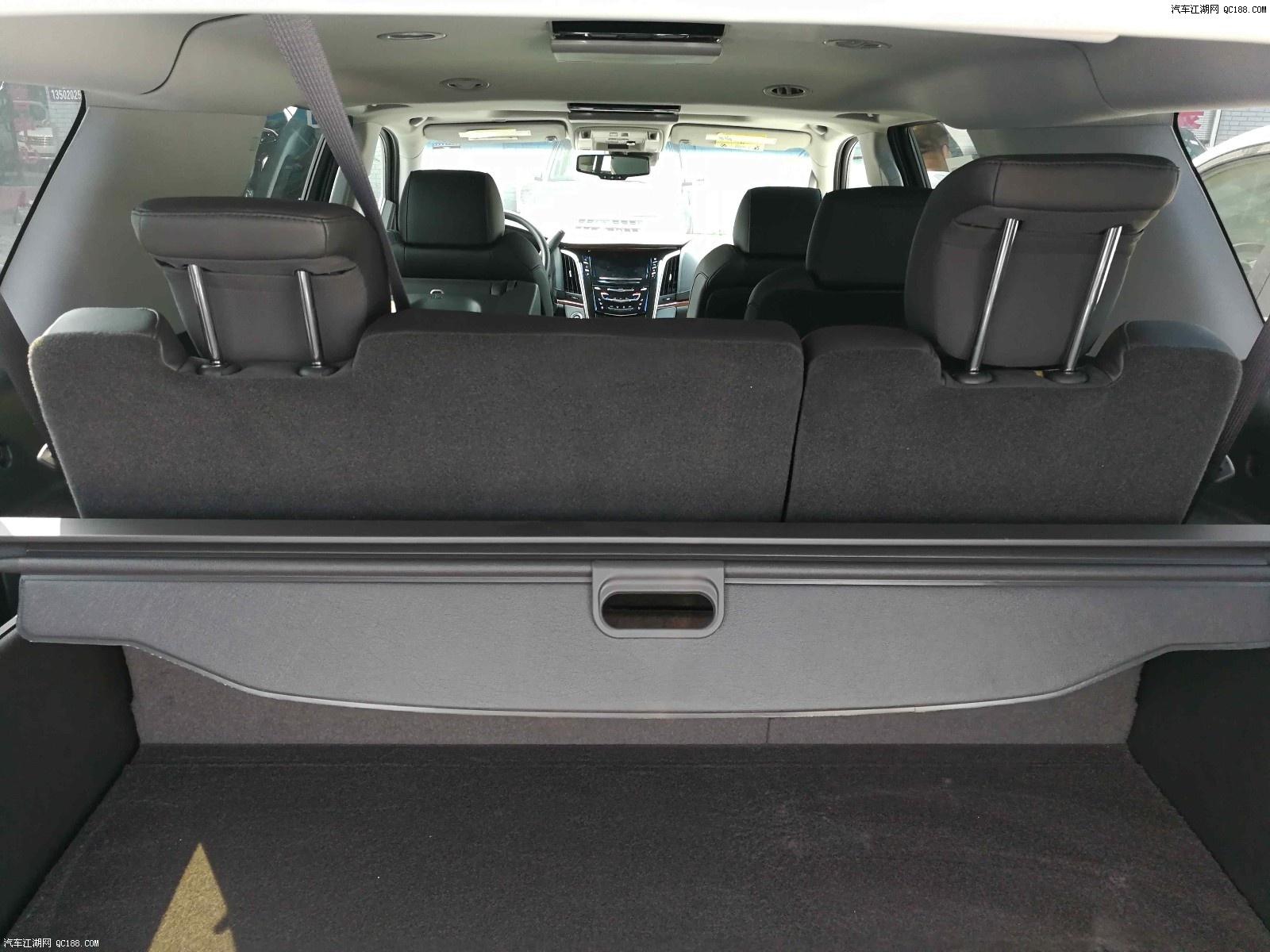 平行进口2017款凯迪拉克凯雷德 高大上大型SUV现车