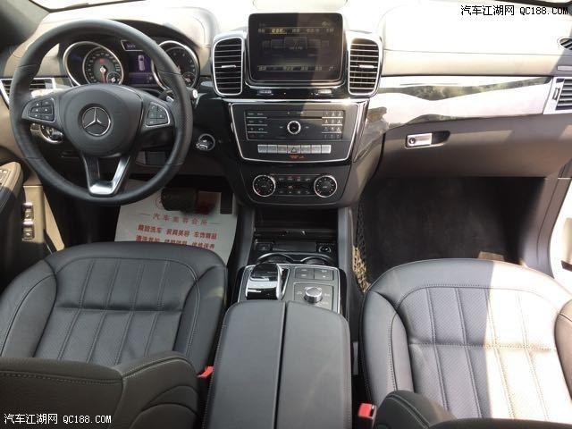 17款奔驰GLS450车况好  配置齐 手续全 现在特惠
