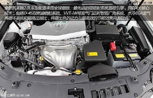丰田凯美瑞和丰田迈腾动力性能配置上哪个更好