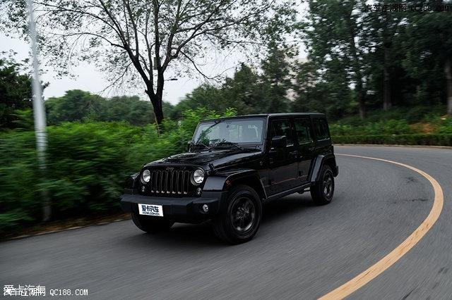 jeep牧马人轮胎改装需要多少钱牧马人主要改装什么配置高清图片