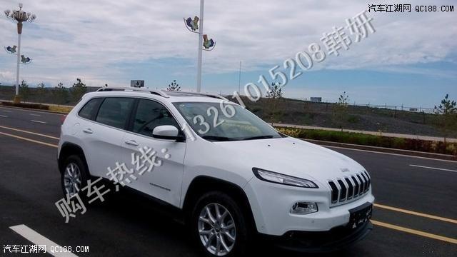 广汽菲克jeep自由光-JEEP自由光降价现金优惠8万 17款自由光最低价高清图片