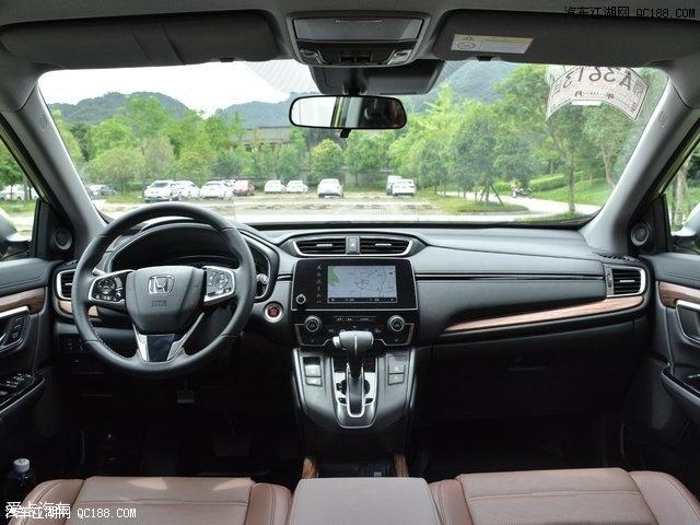 本田crv混动版的上市了吗本田crv1.5T的有现车了吗高清图片