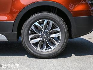 长安铃木新款SUV铃木骁途这车怎么样性价比如何高清图片