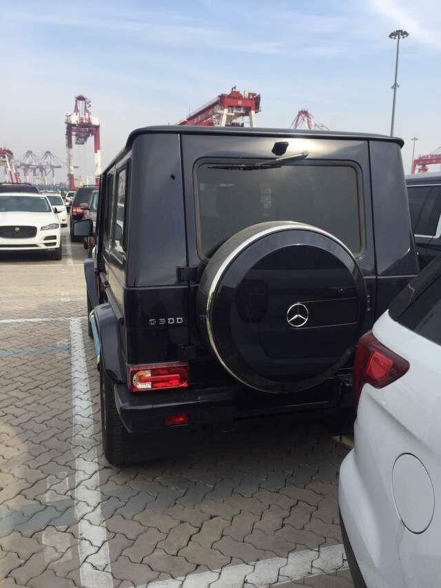 新款奔驰G500有大量促销现车在售购车可优惠电议