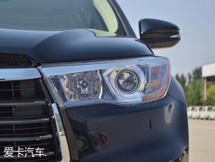 丰田汉兰达四驱与两驱配置差哪些汉兰达四驱最低多少钱