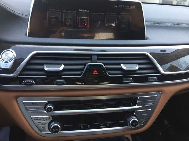 17款宝马730li中东版原装进口极品豪轿