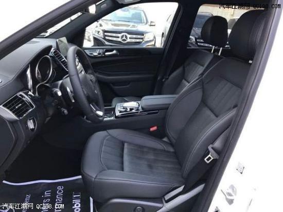2018款奔驰GLS450全新到港 新车新行情促销