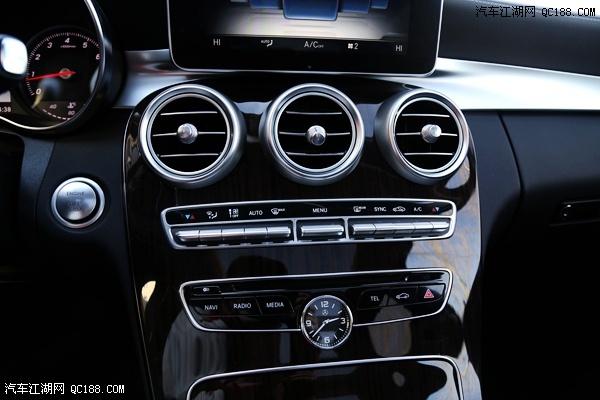 奔驰C级天窗尺寸奔驰C级有几种驾驶模式驾驶舒适度如何