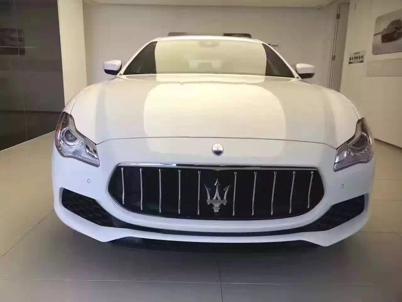 玛莎总裁_17款玛莎拉蒂总裁现车多少钱 玛莎轿跑底价提
