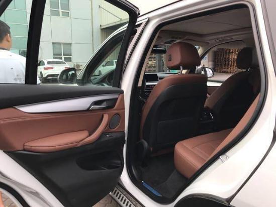 2017款中东版标配宝马X5天津落地价格是多少钱