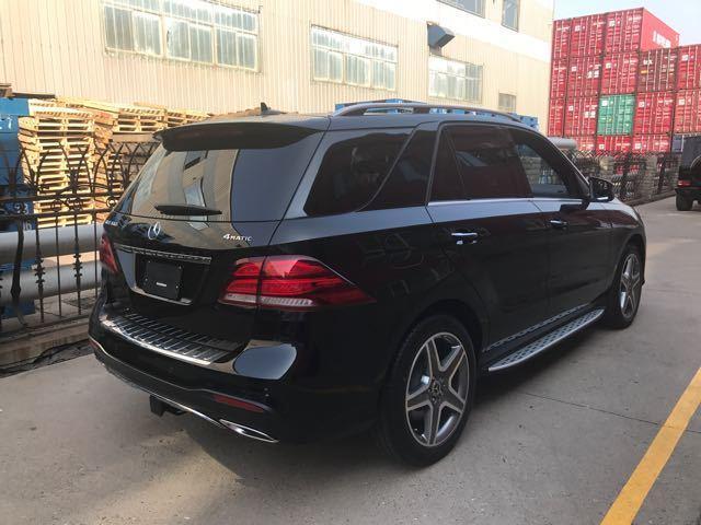 18款奔驰GLE400天津现车最便宜多少钱
