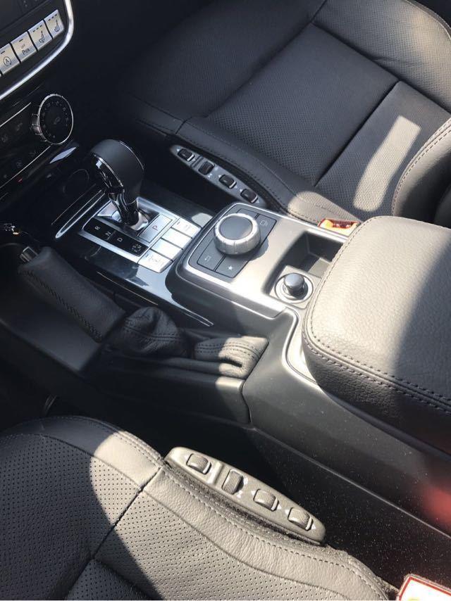 2017款进口美规奔驰G350/G500/G550/G63/油耗性能详解