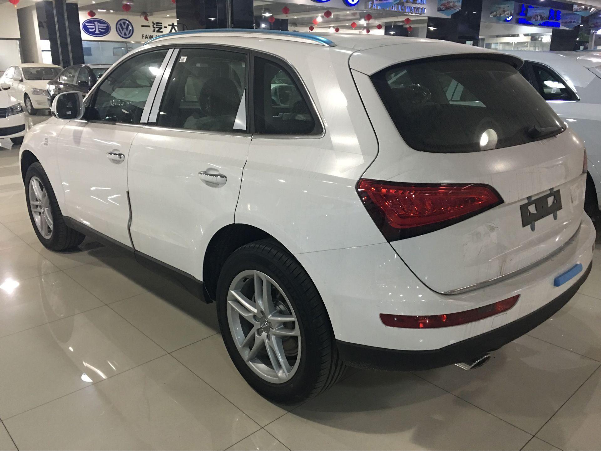 2018款奥迪Q5全新上市了舒适版低价格的SUV高清图片