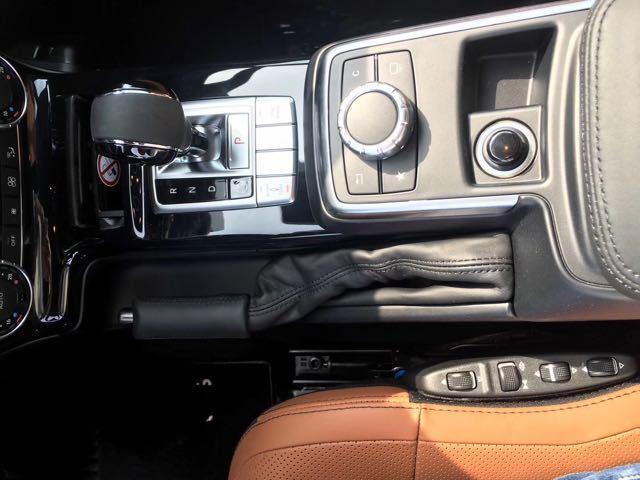 18款奔驰G500图片18款和17款有什么区别