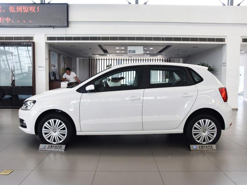 新款大众POLO现车最低行情报价 北京全系现车优惠5万起