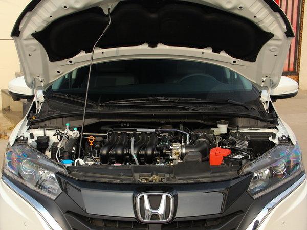 哈弗竞瑞自动舒适版的是价格本田竞瑞1.5汽油本田H5四驱图片