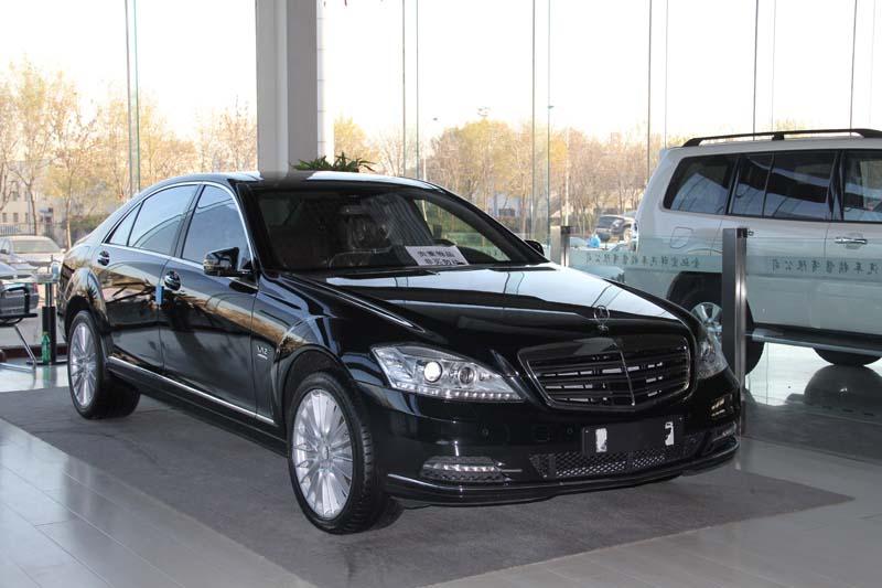 奔驰迈巴赫s600多少钱 现车手续齐全底价售图片