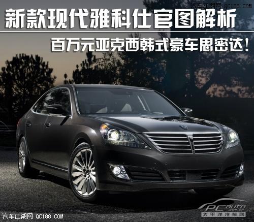 ,北京中远汇辰汽车销售服务有限公司-现代雅科仕现在市场行情怎么高清图片